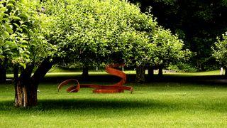 Boscobel orchard